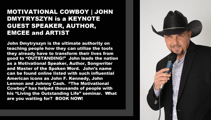 BIOGRAPHY of MOTIVATIONAL COWBOY
